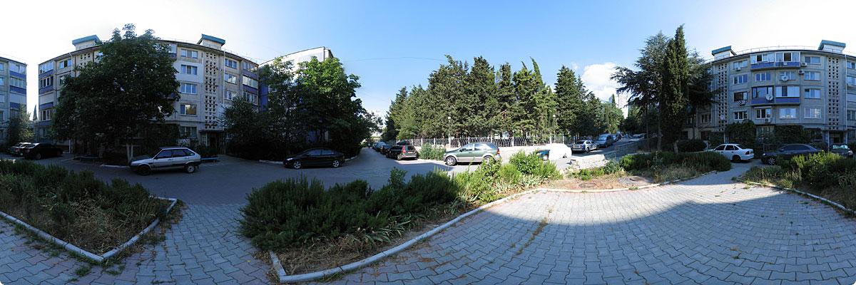 360° панорама «Улица им. Терлецкого»