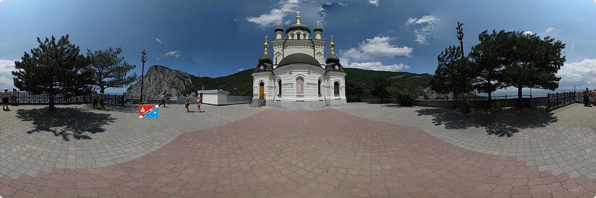 360° панорама «храм Воскресения Христова»